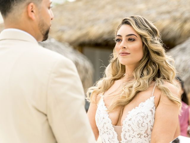 Winston and Ashley's Wedding in Punta Cana, Dominican Republic 33
