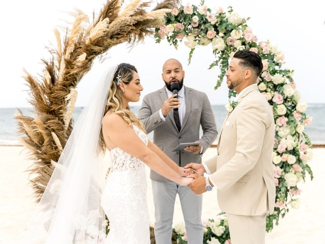 Winston and Ashley's Wedding in Punta Cana, Dominican Republic 36