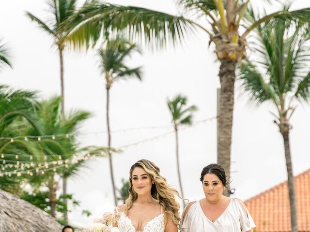 Winston and Ashley's Wedding in Punta Cana, Dominican Republic 37
