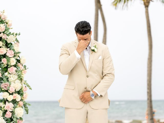 Winston and Ashley's Wedding in Punta Cana, Dominican Republic 39