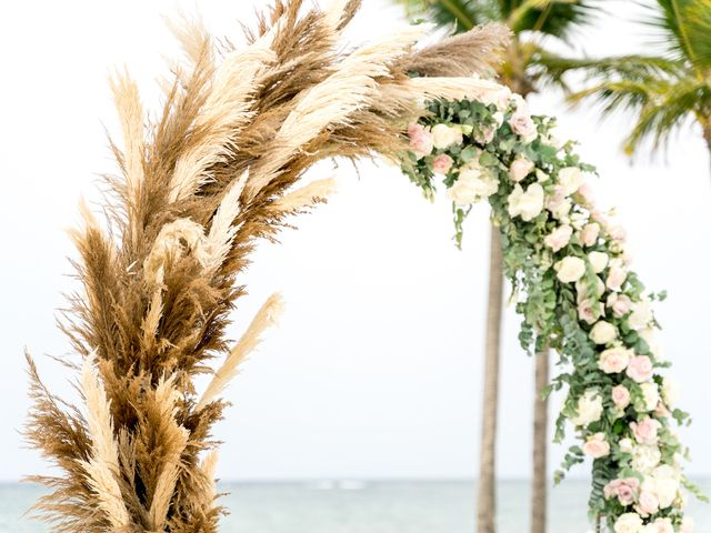 Winston and Ashley's Wedding in Punta Cana, Dominican Republic 43