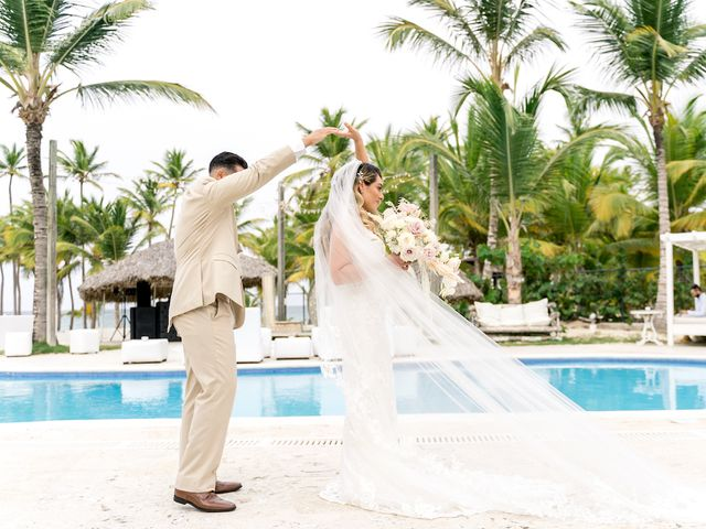 Winston and Ashley's Wedding in Punta Cana, Dominican Republic 44