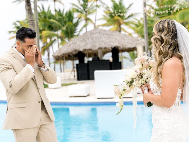 Winston and Ashley's Wedding in Punta Cana, Dominican Republic 45