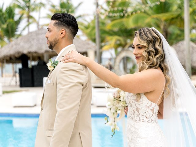 Winston and Ashley's Wedding in Punta Cana, Dominican Republic 47