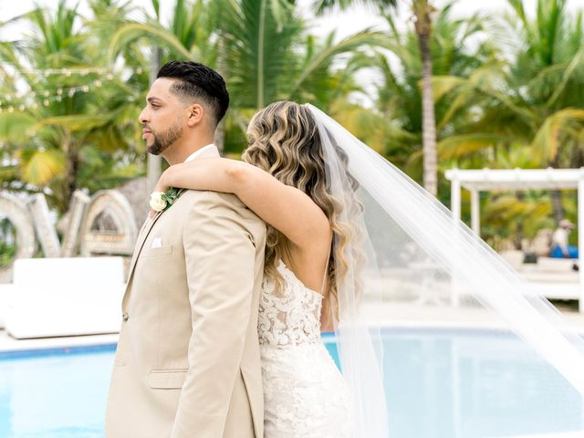 Winston and Ashley's Wedding in Punta Cana, Dominican Republic 48