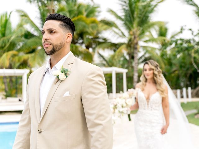 Winston and Ashley's Wedding in Punta Cana, Dominican Republic 49