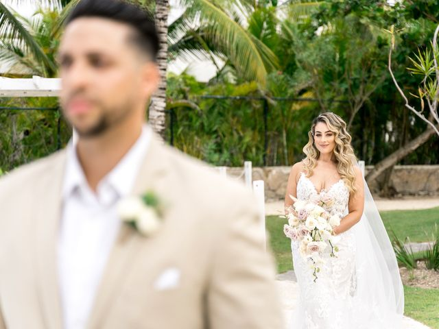 Winston and Ashley's Wedding in Punta Cana, Dominican Republic 50