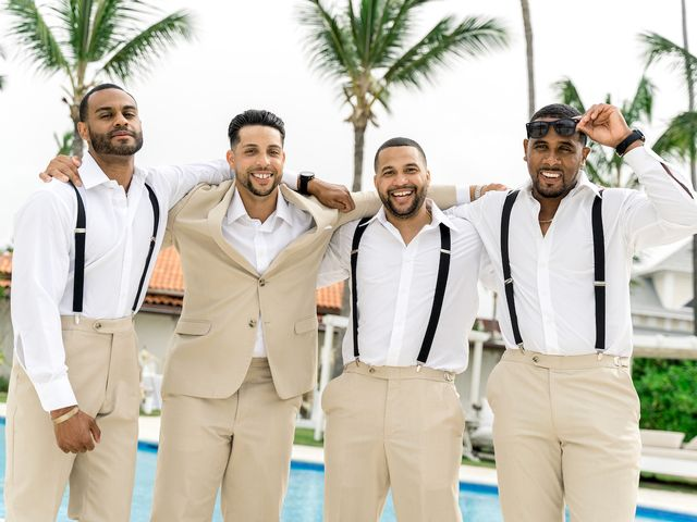 Winston and Ashley's Wedding in Punta Cana, Dominican Republic 63