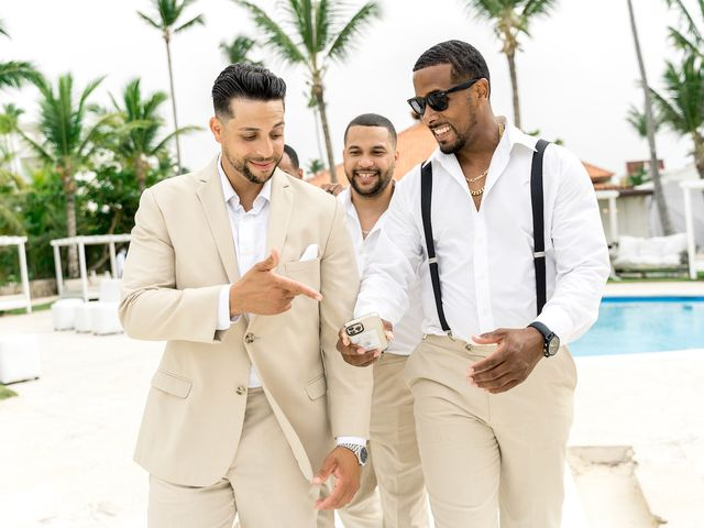Winston and Ashley's Wedding in Punta Cana, Dominican Republic 64