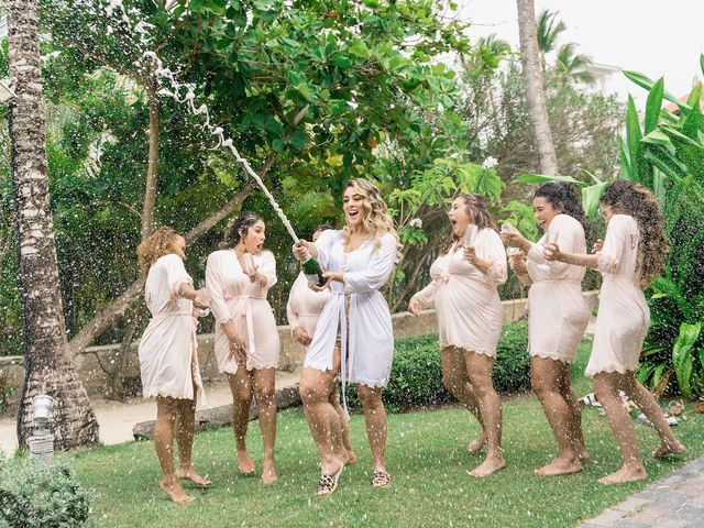 Winston and Ashley's Wedding in Punta Cana, Dominican Republic 76