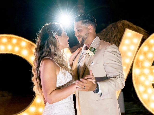 Winston and Ashley's Wedding in Punta Cana, Dominican Republic 119