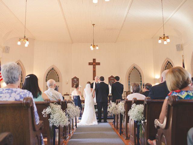 Alicia and Josh's Wedding in Virginia Beach, Virginia 13