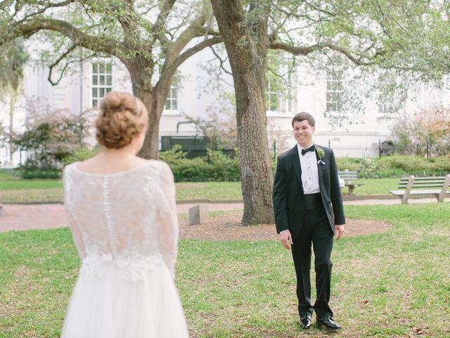 Susie and Kyle's Wedding in Charleston, South Carolina 6