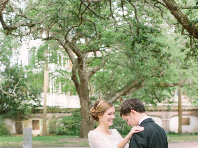Susie and Kyle's Wedding in Charleston, South Carolina 7