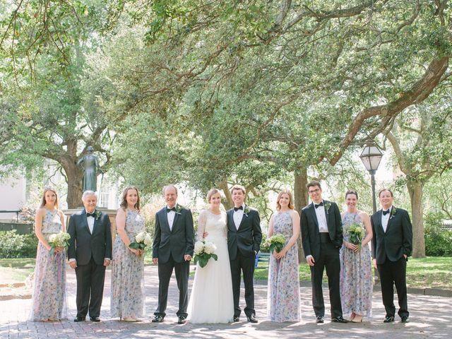 Susie and Kyle's Wedding in Charleston, South Carolina 8