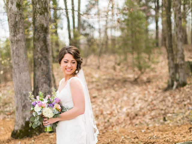 Amanda and Cody's Wedding in Cleveland, North Carolina 5