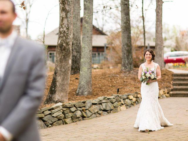 Amanda and Cody's Wedding in Cleveland, North Carolina 9