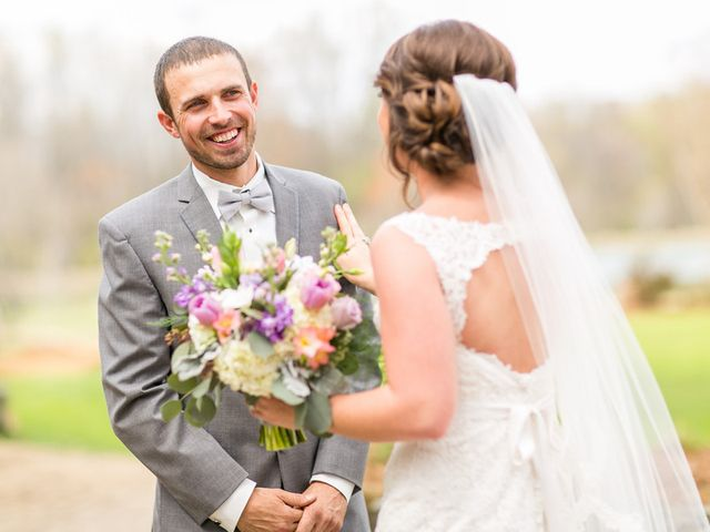 Amanda and Cody's Wedding in Cleveland, North Carolina 10