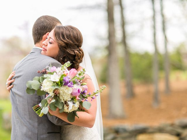 Amanda and Cody's Wedding in Cleveland, North Carolina 11