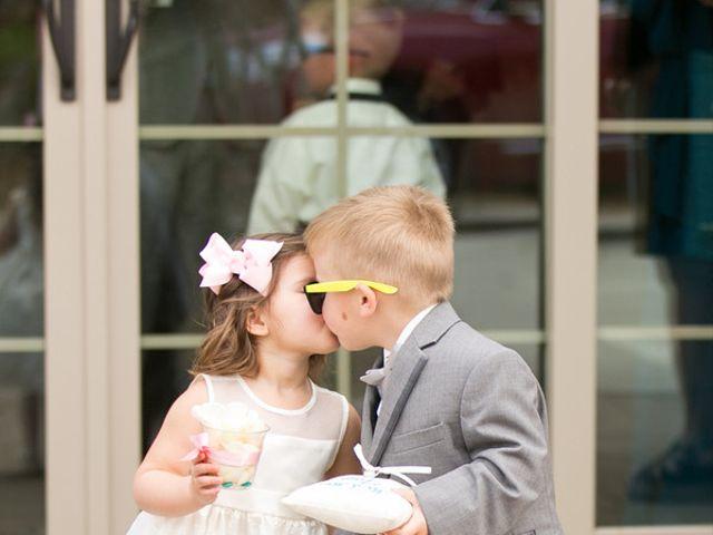 Amanda and Cody's Wedding in Cleveland, North Carolina 15