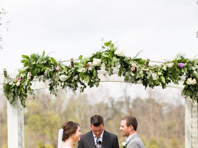 Amanda and Cody's Wedding in Cleveland, North Carolina 17
