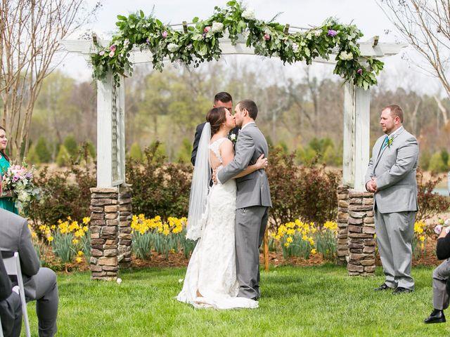 Amanda and Cody's Wedding in Cleveland, North Carolina 19