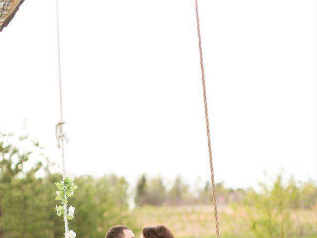 Amanda and Cody's Wedding in Cleveland, North Carolina 21