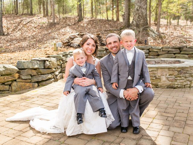 Amanda and Cody's Wedding in Cleveland, North Carolina 20