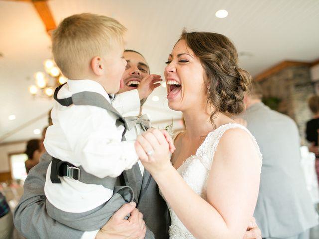 Amanda and Cody's Wedding in Cleveland, North Carolina 25