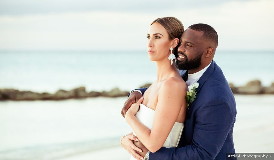 Zo Hudson and Katie's Wedding in Providenciales, Turks and Caicos