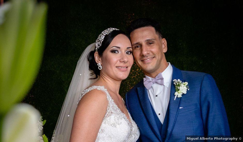 Miguel and Bárbara's Wedding in San Juan, Puerto Rico