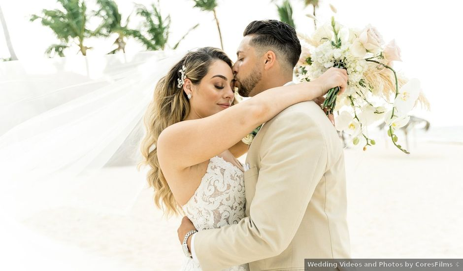 Winston and Ashley's Wedding in Punta Cana, Dominican Republic