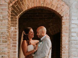 The wedding of Thomas and Kimberly