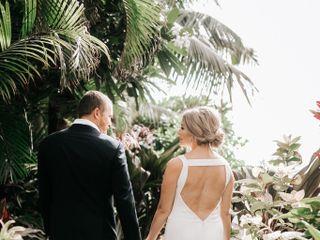 Lauren and Scott's Wedding in Kihei, Hawaii 13