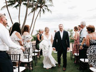 Lauren and Scott's Wedding in Kihei, Hawaii 15