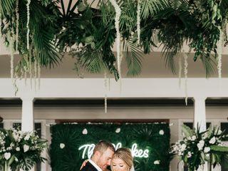Lauren and Scott's Wedding in Kihei, Hawaii 16