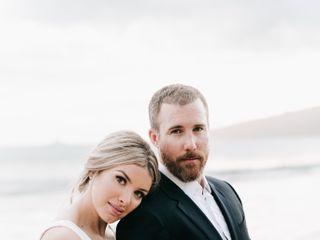 Lauren and Scott's Wedding in Kihei, Hawaii 18