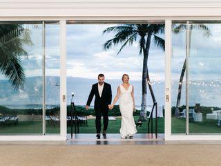 Lauren and Scott's Wedding in Kihei, Hawaii 19
