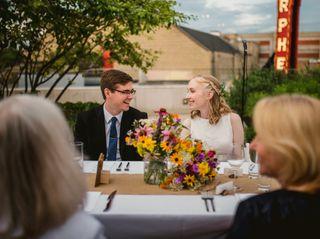 The wedding of Elaine and Zeke 3