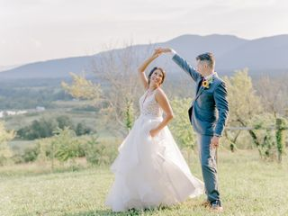 The wedding of Taylor and Jessa