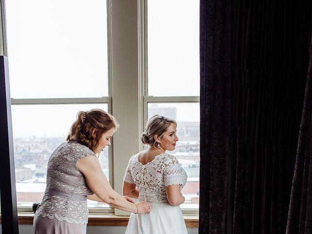Jenny and Chris's Wedding in Cincinnati, Ohio 6