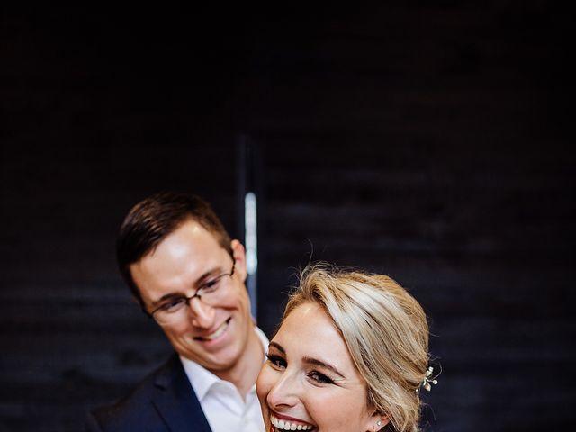 Jenny and Chris's Wedding in Cincinnati, Ohio 11