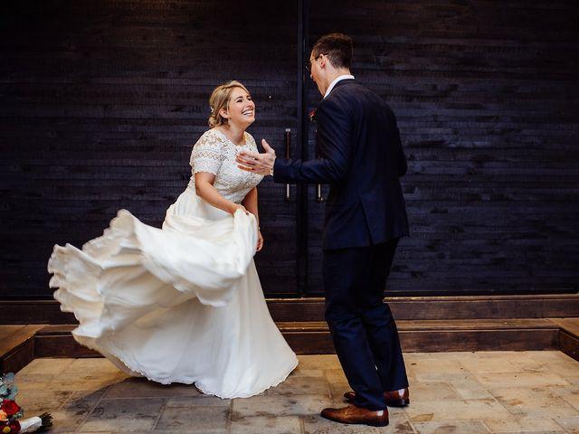 Jenny and Chris's Wedding in Cincinnati, Ohio 13