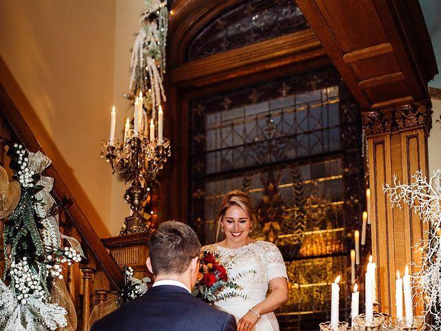 Jenny and Chris's Wedding in Cincinnati, Ohio 18