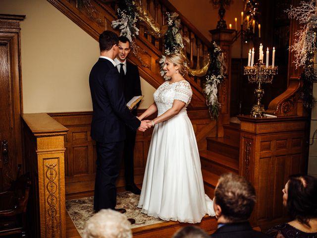 Jenny and Chris's Wedding in Cincinnati, Ohio 19
