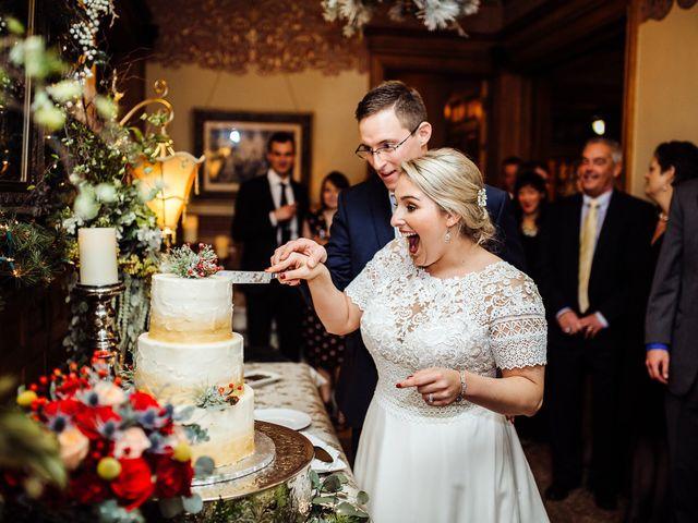 Jenny and Chris's Wedding in Cincinnati, Ohio 24