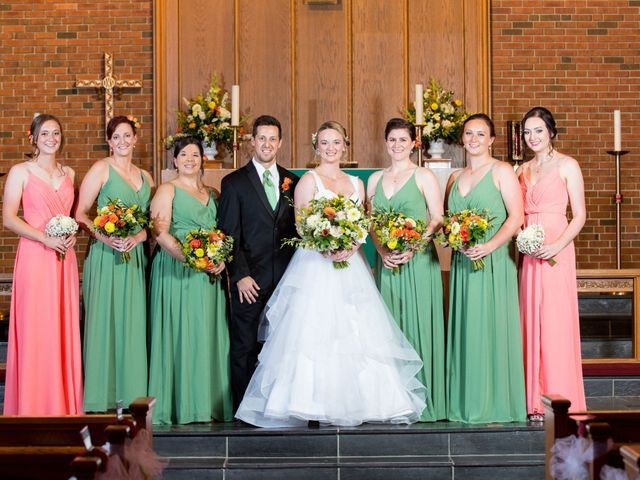 Paul and Megan's Wedding in Saint Charles, Missouri 18