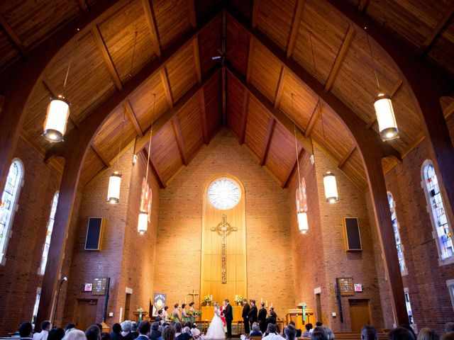 Paul and Megan's Wedding in Saint Charles, Missouri 21