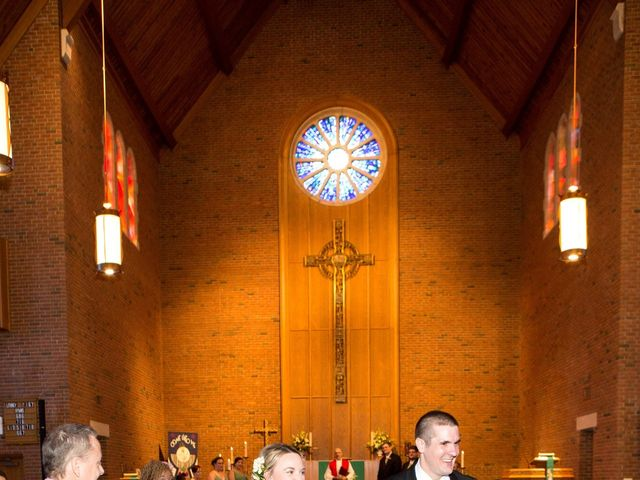 Paul and Megan's Wedding in Saint Charles, Missouri 22