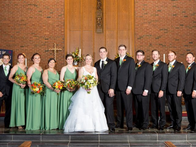 Paul and Megan's Wedding in Saint Charles, Missouri 23